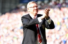 The last of many: Ferguson wins managers' award