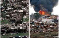 Scenes of death, destruction as tornado strikes Oklahoma suburbs