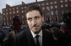 """A difficult and hard day for the party"", says Green's Eamon Ryan"