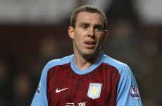 Richard Dunne axed by Aston Villa after injury-hit season