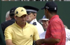 Sergio Garcia sorry for 'fried chicken' remark about Tiger Woods