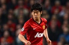Kagawa laments below-par first campaign at Old Trafford