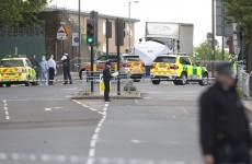 Security increased at London barracks after suspected terrorist attack on soldier