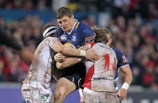 Cramming for summer exams can wait as O'Driscoll lines up Ulster