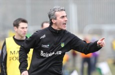 Donegal stick with All-Ireland winning 15 for clash with Tyrone