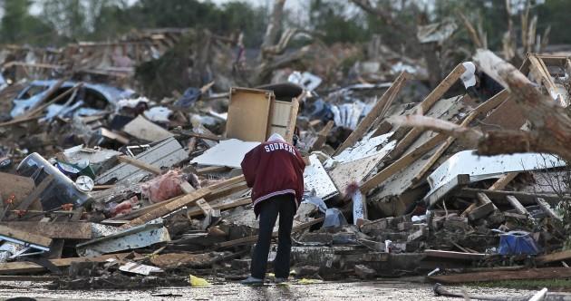 Photos: Oklahoma deals with destruction after worst tornado in decades