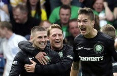 Hooper nets twice to deliver double for Glasgow Celtic