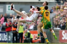 Donegal too strong for Tyrone in Ulster showdown