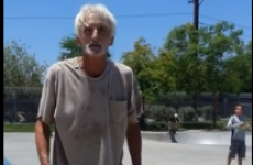 This old man skateboarding will make you feel seriously uncool