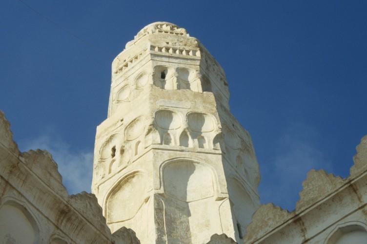 Ashrafiya Mosque, Taiz.