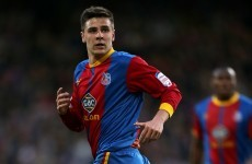 Ireland's Owen Garvan signs new deal with promoted Palace