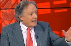 Video: Vincent Browne just wants everyone to shut up