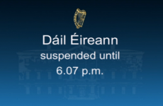 Dáil suspended – twice – as opposition criticises time to debate pay cuts