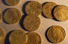 Going for gold: 400 year-old coins go on display at National Museum