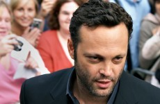 Vince Vaughn has made a film about the Northern Ireland murals...