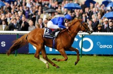 History beckons for Dawn Approach at Epsom Downs