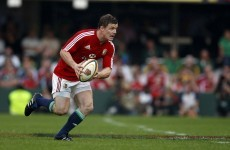 Brian O'Driscoll named Lions captain for Western Force match