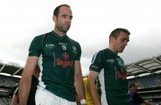 Kildare's Doyle sad at the retirement of his 'good buddy' Earley