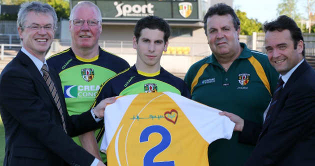 Donegal and Antrim to wear jerseys with Joe Brolly's 'Opt For Life' campaign slogan