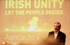Sinn Féin tables motion calling for a border poll