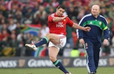 Zebo or Hook the likely Lions if hamstrung Kearney fails to recover