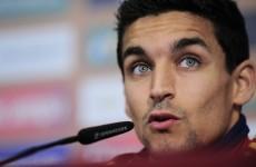 Sevilla accept Manchester City bid for Jesus Navas
