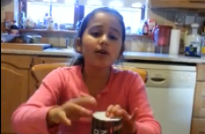 Kilkenny girl's adorable take on YouTube singing trend