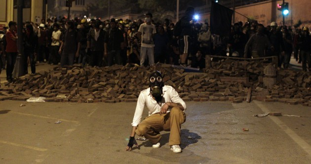 Despite apology protests enter sixth day in Turkey