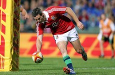 As it happened: Lions v Western Force, 2013 Tour