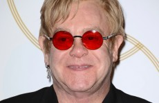 Drug users need our compassion, says Elton John