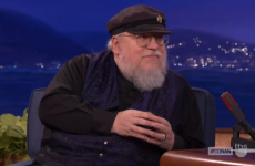 WATCH: George R.R. Martin reacts to people reacting to Game of Thrones