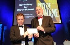 Kevin Barry's City of Bohane wins the prestigious IMPAC DUBLIN Literary Award