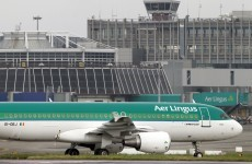 Aer Lingus passenger numbers up 5.3 per cent last month