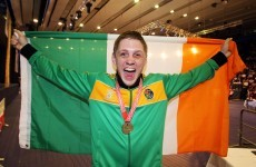Nevin and Quigley win European boxing gold for Ireland
