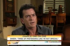 Despite being on $2m per episode, Charlie Sheen claims he is underpaid