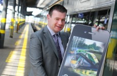 'Augmented reality' included in Irish Rail's new free app