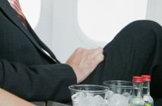 Men drink, while women take medication to calm fear of flying