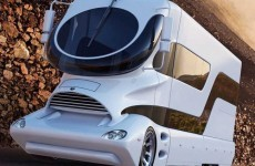 This is what a €2 million mobile home looks like