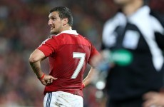 Opinion: Warburton has 60 minutes 'Tah earn first Lions Test start