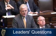 Gilmore: 'I will not condemn the Catholic Church or any other church'