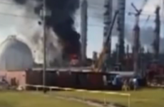 VIDEO: 33 people injured in explosion at Louisiana chemical factory