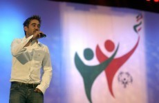 "Colin Farrell: Special Olympics World Games 2003 ""extraordinary experience"""