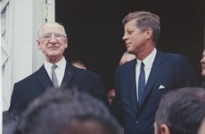 Marriage, flags and secret phones... what was left after JFK visited Ireland