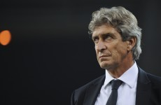 Pellegrini takes the reins at Manchester City