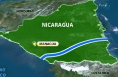 A Hong Kong company wants to build a €30bn canal across Nicaragua