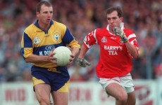 Remember the most famous goal in a Clare Cork match in Ennis?