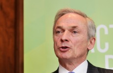 Bruton defends spending the last of the nation's savings