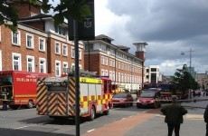 Fire service called to chemical fire at Trinity College lab
