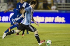 VIDEO: Lionel Messi shows Guatamala why he's the world's best player