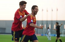Isco admits receiving offers from Man City and Real Madrid